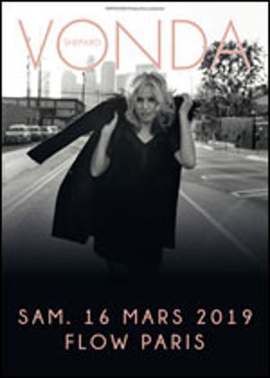 Vonda Shepard • Paris
