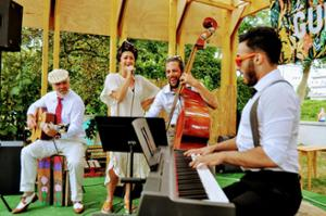 JAZZ BRUNCH : MISS HELENE & THE SWING FRENCH COOKERS