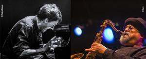 Baptiste Trotignon trio invite Joe Lovano