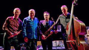 "Hervé SELLIN Quartet ""Dedicated to Phil WOODS"""