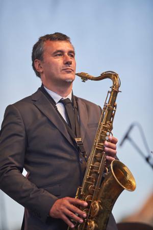 "David SAUZAY invite Greg GOTELLI ""Hommage à Blue Note"" + Jam Session"