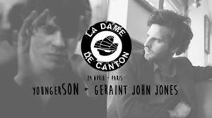 YoungerSON & Geraint John Jones