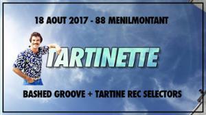 88 MENILMONTANT : TARTINETTE AVEC BASHED GROOVE