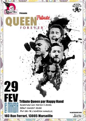 Tribute Queen by Happy Hand