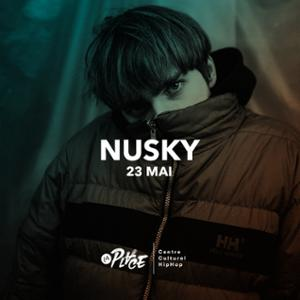 Concert • Nusky • Swing • Paris