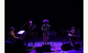 Concert   «Le Lanceur de dés» de Mahmoud Darwich   Walid Ben Selim, Nidhal Jaoua, Agathe Di Piro