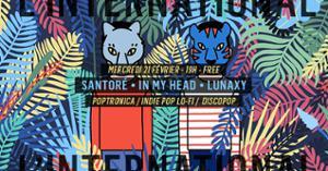 Santoré • In my Head • Lunaxy