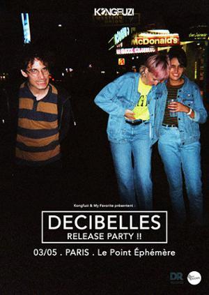 DECIBELLES + MARY BELL