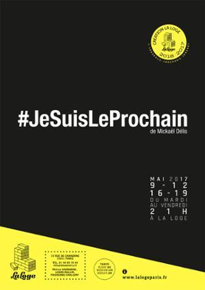 #JE SUIS LE PROCHAIN