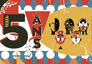 Mawimbi fête ses 5 ans • Afro Electro All Night Long.