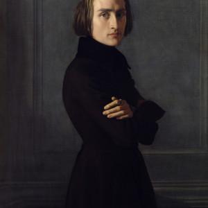 Le Piano, tête d'affiche / Franz Liszt, Années de pèlerinage