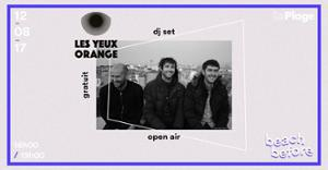 Beach Before : Les Yeux Orange à LaPlage (gratuit !)