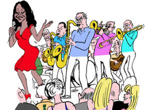 Sylvia HOWARD Quintet & Duke for ever