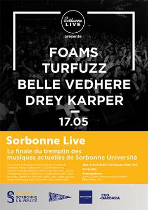 Sorbonne Live