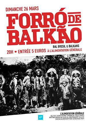 FORRO DE BALKÃO