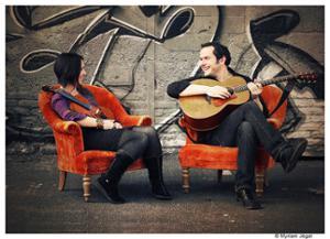 DAVID PASQUET TRIO + DUO BLAIN-LEYZOUR + AMAÑ - Paris Celtic Live