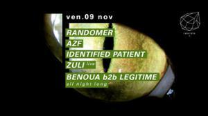 Concrete: Randomer, AZF, Identified Patient, Zuli live