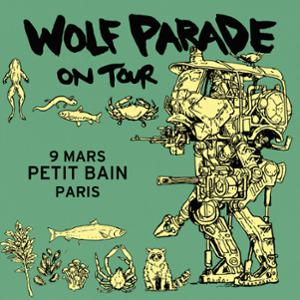 Wolf Parade + Guest :: 09.03 :: Petit Bain
