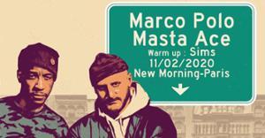 Marco Polo & Masta Ace