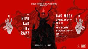 Bipolar Therapy w/ Bas Mooy, Ayarcana (live) & more
