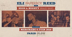 Eli Paper Boy Reed au Flow