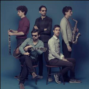 COLLECTIF PARIS SWING – « They're all Jelly Roll style »