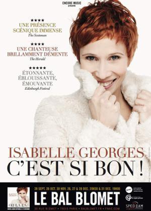 ISABELLE GEORGES – C'EST SI BON !
