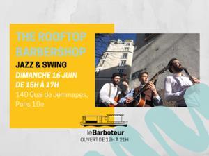 The Rooftop Barbershop - Jazz & Swing