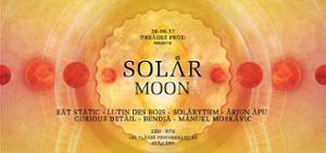 SOLAR MOON Paris დ╮ॐ╭დ╯Open Air