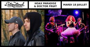 Hoax Paradise • Doctor Fruit