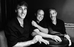 """Damien ARGENTIERI / Sébastien LANSON / Benoist RAFFIN """"Clover"""" Trio"""