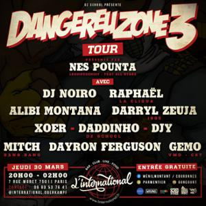 Dangereuzone 3 Tour ft/ Darryl Zeuja (1995) & more