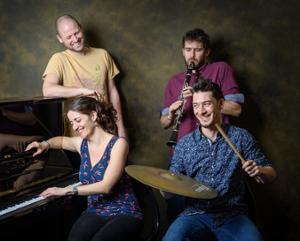 Olivier ROCH Nocuts Quartet