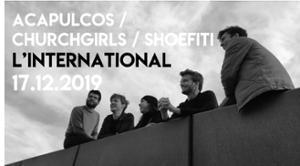 Acapulcos / Church Girls / Shoefiti