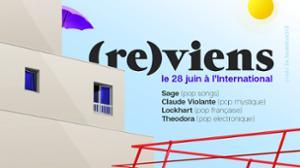 Sage / Claude Violante / Lockhart / Theodora