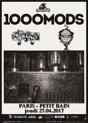 Stoned Jesus + 1000Mods
