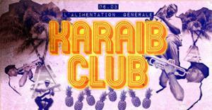 Karaib Club (zouk, reggaeton, tropical beat)
