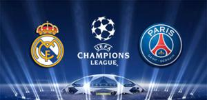 RETRANSMISSION : REAL MADRID - PSG