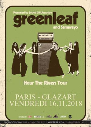Greenleaf, Samavayo // Paris