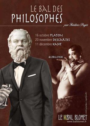 LE BAL DES PHILOSOPHES - Descartes :