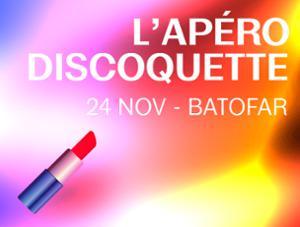 APEROBOAT #DISCOQUETTE