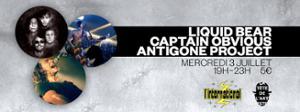 Liquid Bear / Captain Obvious / Antigone Project