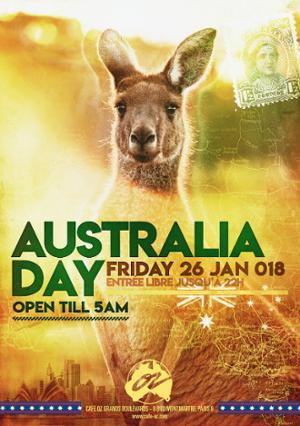 - Australia Day -