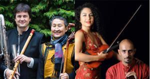 Henri Tournier & Épi / Aïda & Babak Quartet
