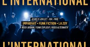 Imparfait • Funk Fiction • La Zoy