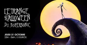 L'Etrange Halloween du Supersonic