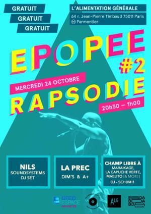 Épopée #2 — Rapsodie