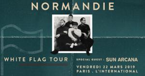 Normandie + Sun Arcana