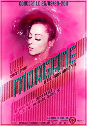 MORGANE YOUNG BEEZOOZ & THE PHONK ADDICTION + VINCENT BARGIS M7 + DJ SET