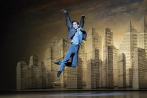 LE CENTENAIRE BERNSTEIN Trois Ballets de  WAYNE MCGREGOR &  CHRISTOPHER WHEELDON